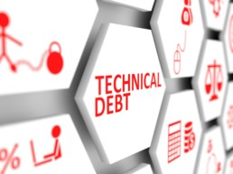 Technical debt impact on business